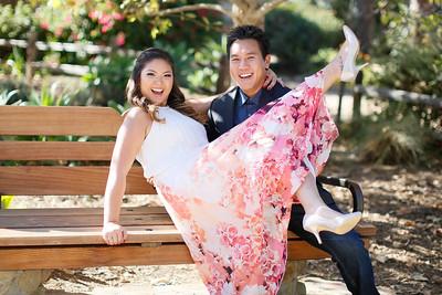 Vinh + Anisa Engagement