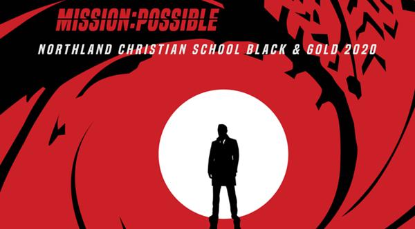 Black & Gold Mission:Possible