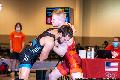 Greco Session 1 - 2020 UWW Junior & U23 Nationals - 11/13/20