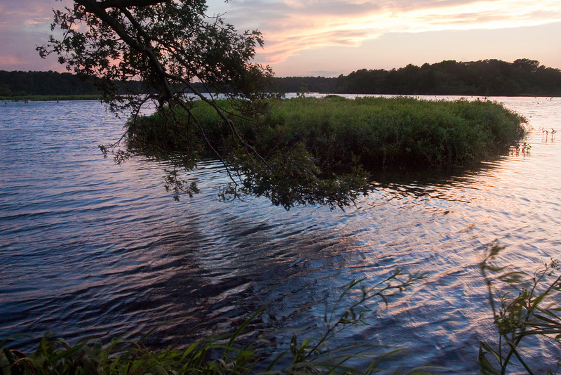 Cape Reservoir Sunset.jpg