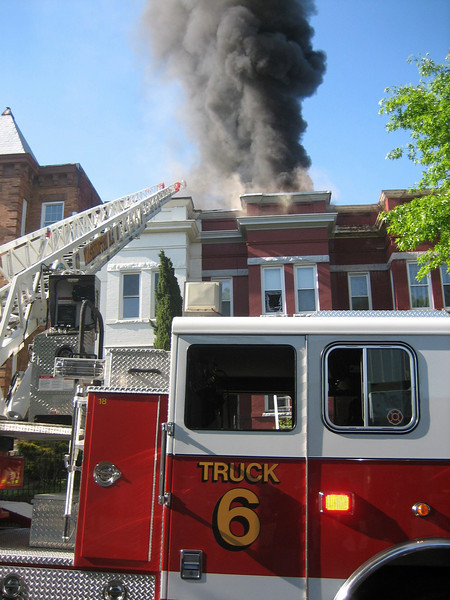 Kenyon St Fire on #1 (7)