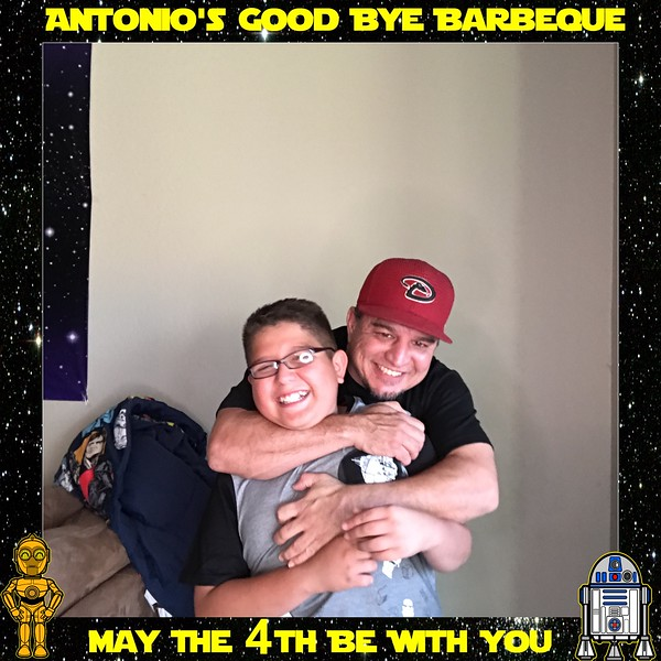 Antonio's Goodbye BBQ