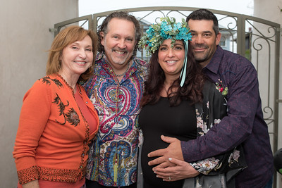 Katy and Ernie's Baby Shower