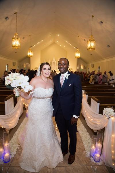 Creystal and Dapo Fagbohun Wedding 2018