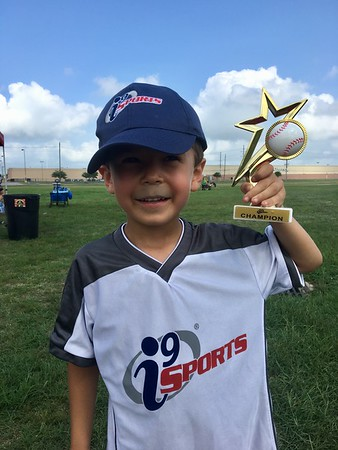 Caiden Little League  Spring 2018 Season