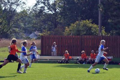 2007 Girls Soccer