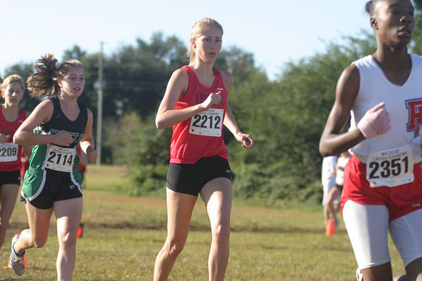 Leon Runners at Districts