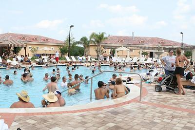 Saturday at the Pool
