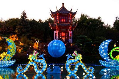 La Magie des lanternes   Montreal 2009