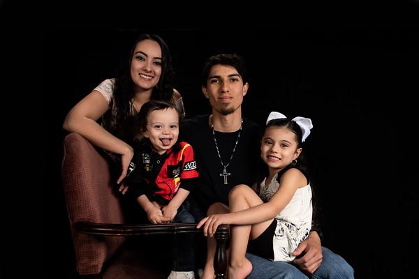 Azarias 2nd Birthday Portrait March 2019