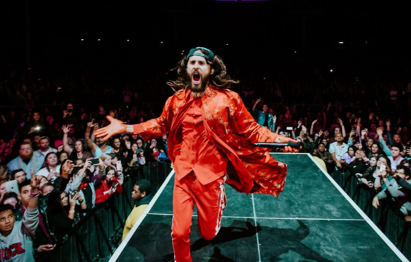 THIRTY SECONDS TO MARS RELEASES NEW VIDEO IN TRIBUTE TO LIVE MUSIC INDUSTRY