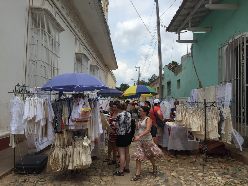 Trinidad Cuba - Markets - Lina Stock