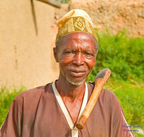 Faces of Mali