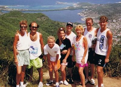 1991 St Martin Vacation