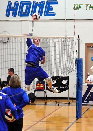 20091110 Jr Boys Volleyball