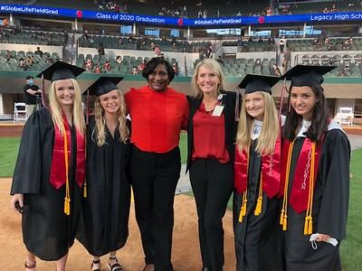 2020 Legacy High School Graduation
