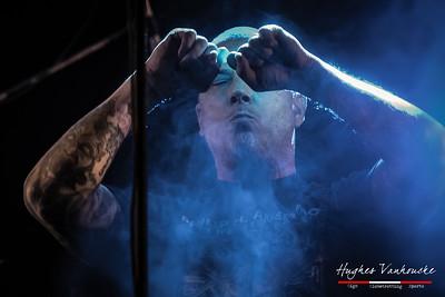 Philip H. Anselmo & The Illegals (USA) @ Hell & Heaven Metal Fest - Foro Pegaso - Toluca - México