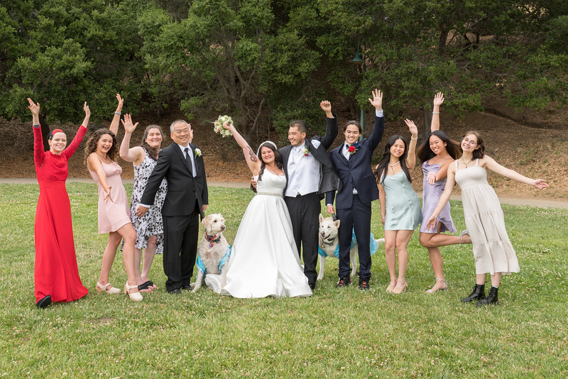 Elizabeth and Francisco - wedding - post processed