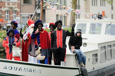 Sinterklaas intocht Lokeren 2013