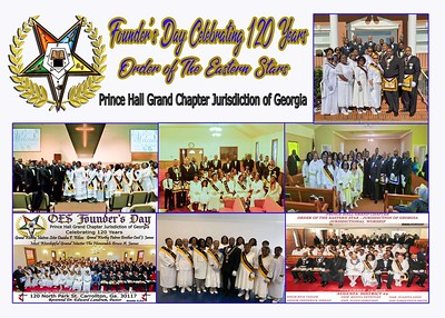 2018 OES Founders Day Worship