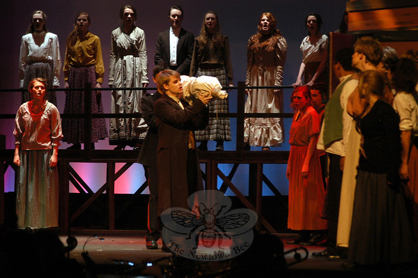 """NHS To Stage """"Sweeney Todd"""" This Weekend"""