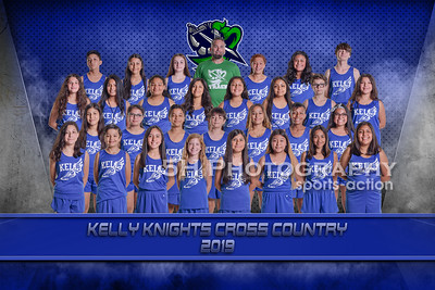 Kelly Middle School Cross Country