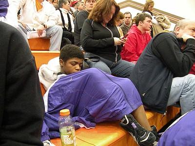2008-2009 Varsity Wrestling at Catholic Invitational Tournament