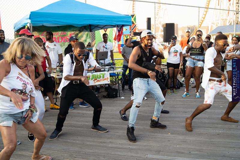 It's Just Dancing Pon di Boardwalk 2nd Anniversary (7.26.19)