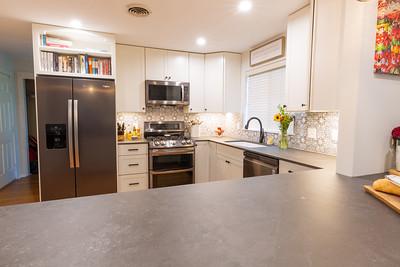 Peachtree Oakbeach Drive Kitchen and Bath