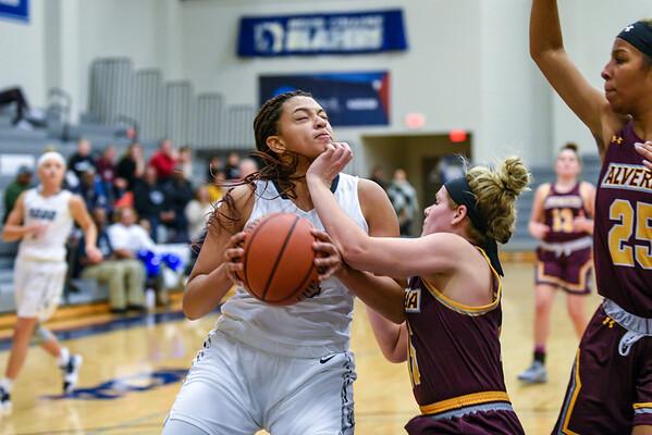 Hood v Alvernia - Women's Basketball 11.28.18