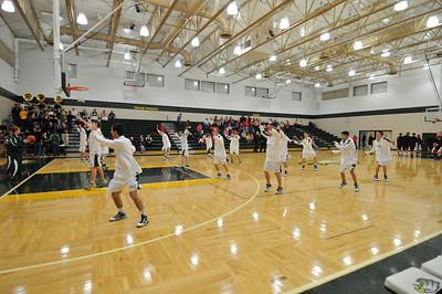 Boys Varsity Basketball - ADM 2010