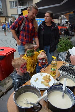 Bakfeest voor kinderen