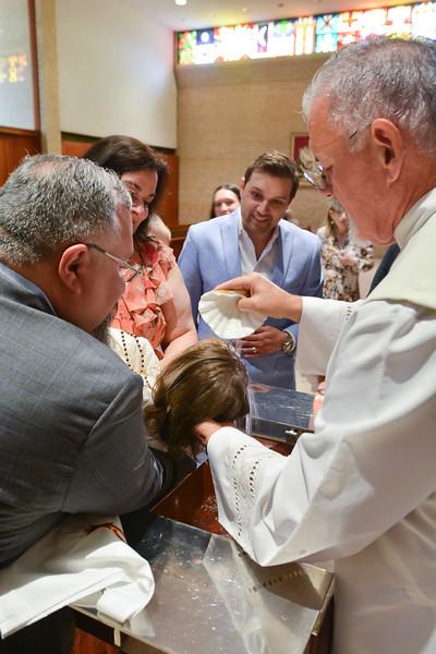 Cisneros Baptism 2021