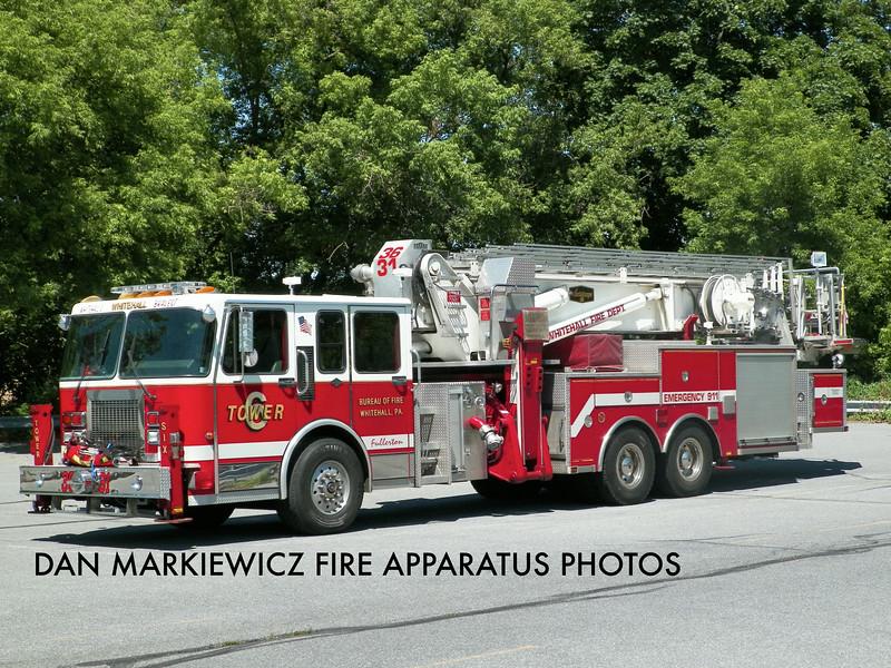 WHITEHALL FIRE DEPT.