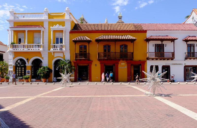 Cartagena Columbia Square