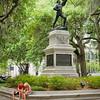 Madison Square, Savannah, GA