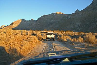 Owens Peak Area