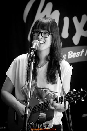 2012-01-31 - Mix100 - Ingrid Michaelson