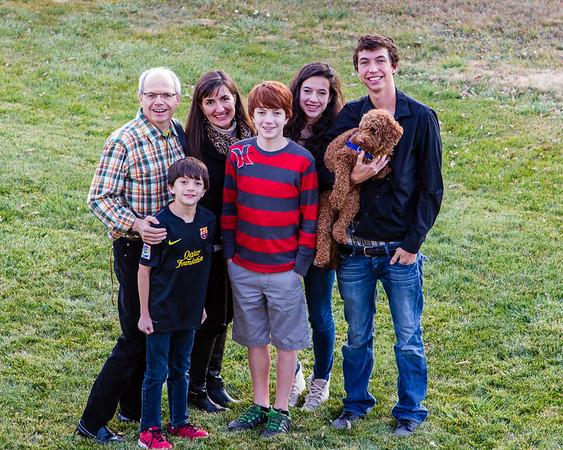 Glynn Family