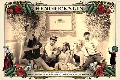 Hendrick's Gin - TOTC 2019 @ The Fillmore