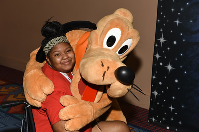 Pluto Photo-ops