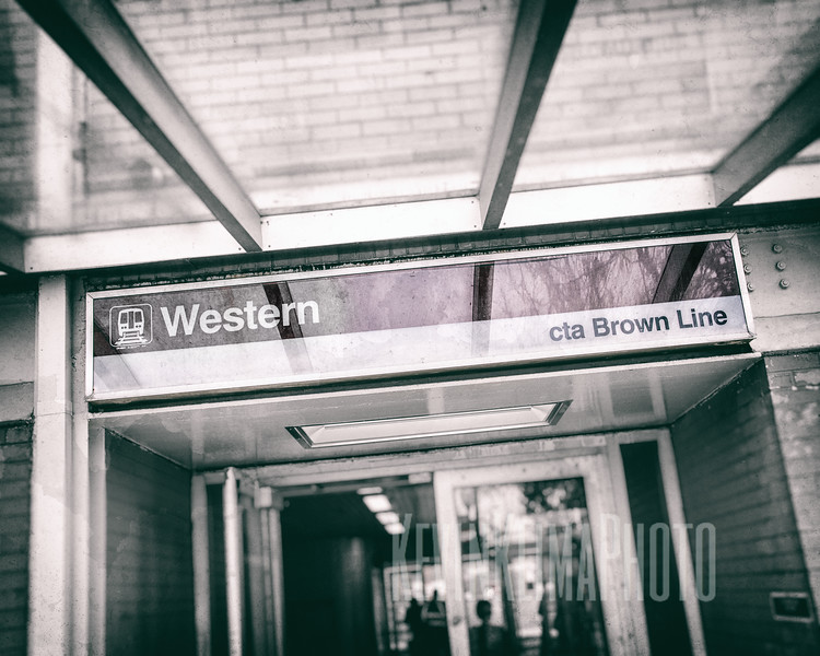 Western - CTA Brown Line