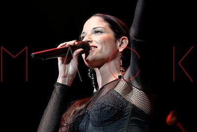New York, NY - March 24:  The Natalia Jimenez With Franco De Vita Concert, New York, USA.