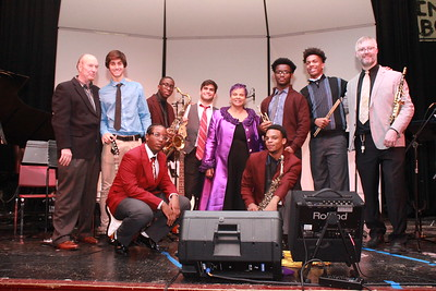 Jazz Band 2018 Fall Concert