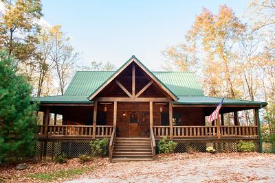Sandra Tritt Cabin 2016