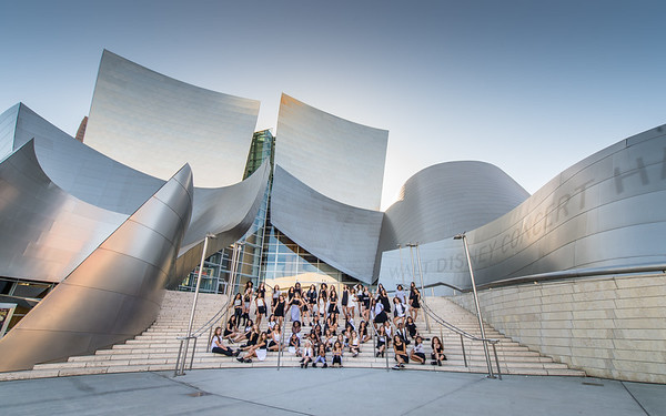 UEDC at Disney Concert Hall
