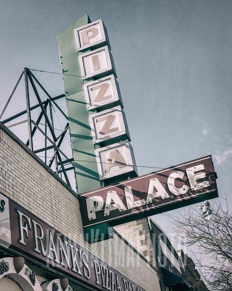 Frank's Pizza Palace
