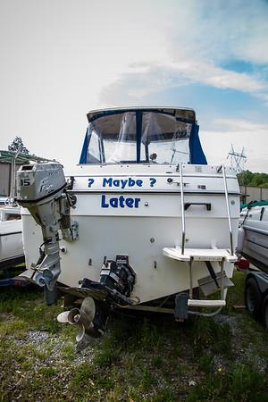 Bayliner 2452 Pat Terrell