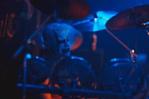 Darkened Nocturn Slaughtercult - February 2015