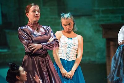 Cinderella Dress Rehearsal
